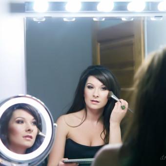 Indywidualne lekcje makijażu